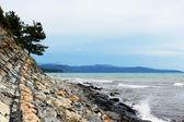 Bela vista do mar — Fotografia Stock