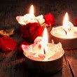 Stock Photo: Aromatic spcandles