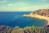 Beautiful bay, Crete, Greece — Stock Photo