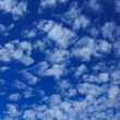 Cloud on the blue sky — Stock Photo #12193573