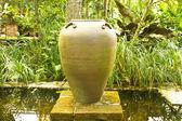 Big ancient vase — 图库照片
