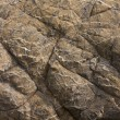 The natural rocks texture background — Stock Photo