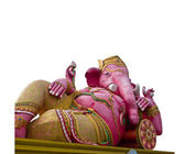 Hindu god, Ganesh statue in Thailand — Stock Photo