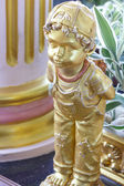 Cupid statue — 图库照片