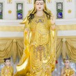 Kuan Yin image of buddha Chinese art — Stock fotografie