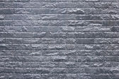 Dark stone tile texture brick wall surfaced — Stock Photo