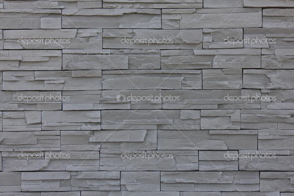 Parede de pedra de granito cinza aleat rio stock photo - Cantera de pizarra ...