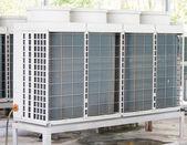 Air conditioner. — Stock Photo