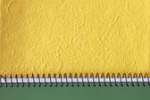 Close up mulberry paper texture — Stock Photo