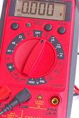 Multímetro digital compacto para los circuitos eléctricos de diagnósticos — Foto de Stock