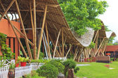 Bamboo resort  — Foto Stock