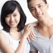 Young couple — Stock Photo #12459108