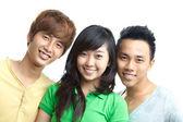 College friends — Stock Photo