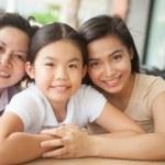 Lovely family — Stock Photo #12583720