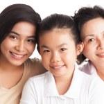Family portrait — Stock Photo #12583730