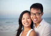 Beautiful couple — Stock Photo
