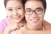 Happy couple — Stok fotoğraf