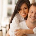 Happy spouses — Stock Photo