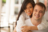 Happy spouses — Stock Photo