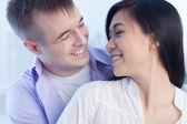 彼此的快乐 — 图库照片