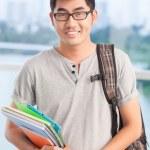 Genç öğrenci — Stok fotoğraf