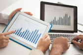 Dinâmica de lucro — Foto Stock