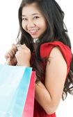 Felices compras — Foto de Stock