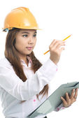 Joven ingeniero — Foto de Stock