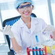Lab analysis — Stock Photo #14228053