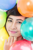 Charming face — Stock Photo