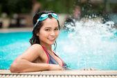 Splash — Stock Photo