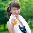 Foto Stock: Citrus fresh