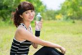 Utrzymania poziomu płynu — Zdjęcie stockowe