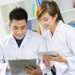 Working doctors — Stock Photo #14994937