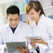 Stockfoto: Working doctors