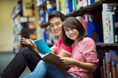 Studera elever — Stockfoto