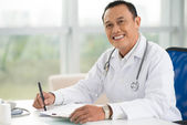 Medical specialist — Stock Photo