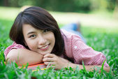 Lovely student — Stockfoto
