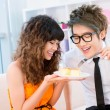 Sweet cake — Stock Photo #18779935