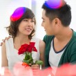 Red roses — Stock Photo #18781903