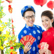 Vietnamese Tet — Stock Photo #18786049