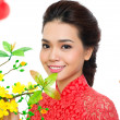 Asian girl — Stockfoto