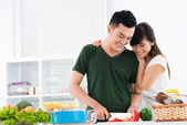 Love for food — Stock Photo