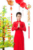Vietnamees tradities — Stockfoto
