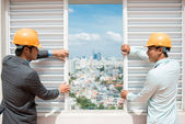 Widen the view — Stock Photo