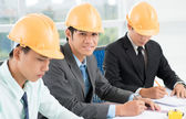 Civil engineer — Stock Photo