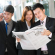 business activity — Stock Photo