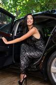 Sparkling luxury — Stock Photo