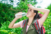 Want some water! — Stock Photo