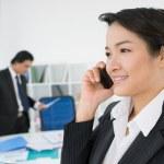 Phone call — Stock Photo